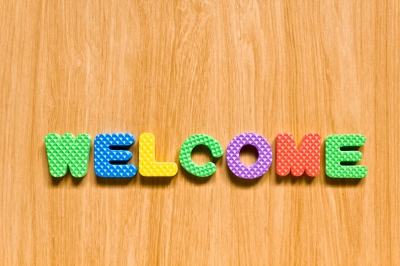 Welcome - credit Lavoview freedigitalphotos.net