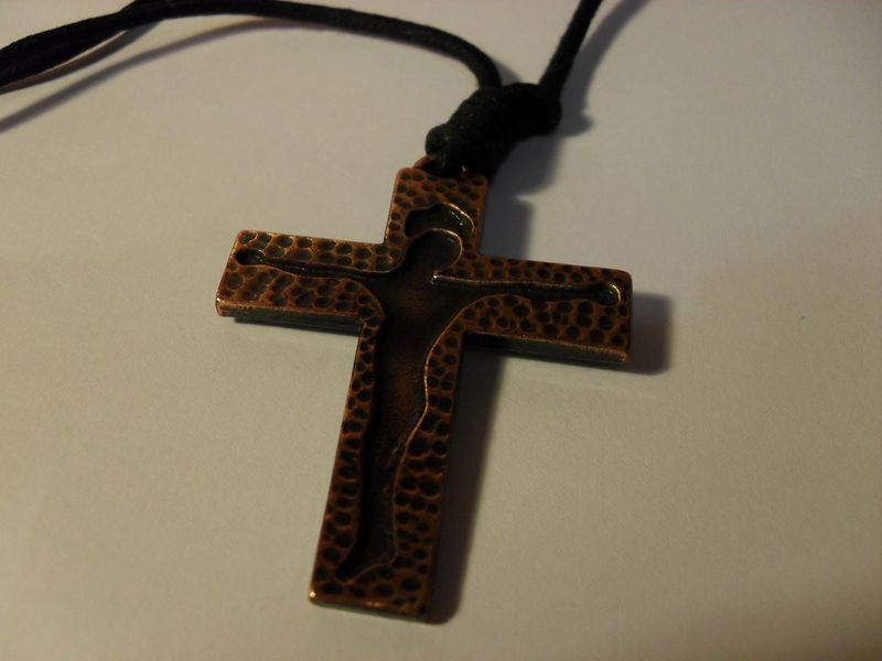 Franciscan profession cross 003
