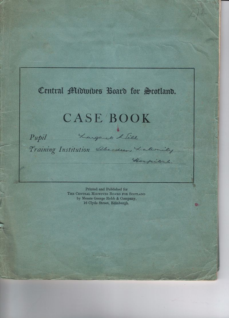 Midwives Case Book